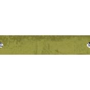 Tag Shape 113- Green
