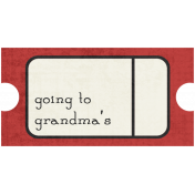 Family Tag- Going To Grandma's