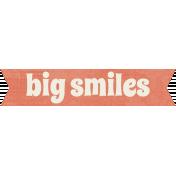 Family Tag- Big Smiles