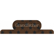 Family Tab- Grandfather