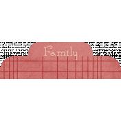 Family Tab- Family