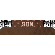 Family Tab- Son