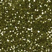 Family Game Night Green Glitter