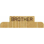 Family Tab- Brother
