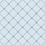 Argyle 6- Blue