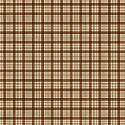 Plaid 22 Paper- Brown