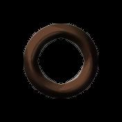 Eyelet- Dark Brown