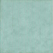Family Game Night Teal Striped Paper