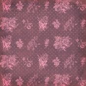 Floral 32- Purple
