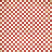 Family Game Night Checkered Paper