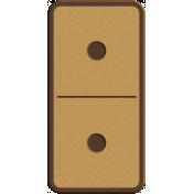 Domino- 1 & 1