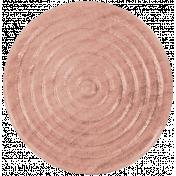 Game Piece Token- Pink