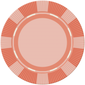 Poker Game Coin- Pink
