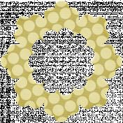 Paper Flower 18- Green