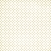 Polka Dots 23- White & Tan