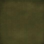 Notebook Paper 21- Green