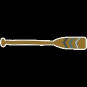 Khaki Scouts Paddle