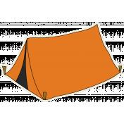 Khaki Scouts Pup Tent
