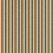 Khaki Scouts- Multicolor Stripes Paper