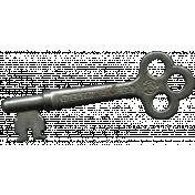 Khaki Scouts Medal Pin- Key