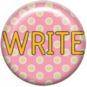 Pencil- Write Brad