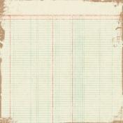 Notebook 3- grunge