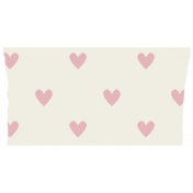 Mix & Match Hearts Washi Tape