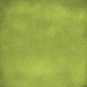 Polka Dots 11- Green & Blue