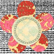 Cambodia Paper Flower 4
