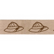 Twill Ribbon- Explorer Hats