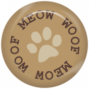 Pet Brad- Meow & Woof