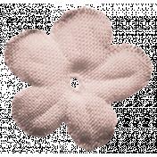 Pet Silk Flower 006- Pink