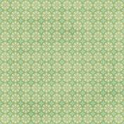 Ornamental Paper- Blue & Green