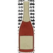Boozy Wine Bottle 07