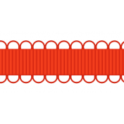 Shellfish- ribbon red