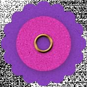 DSF October 2013 Flower- Purple Pink