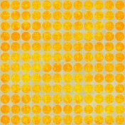 Polka Dots 02 Paper- Orange & Tan