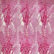 Floral Paper- Purple