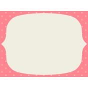 Thanksgiving Journal Card- Pink & Peach