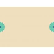 Thanksgiving Journal Card- Flowers