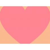 Thanksgiving Journal Card- Heart