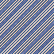 Thanksgiving- Diagonal Stripes Paper