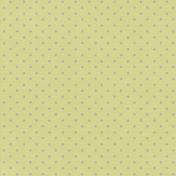 Thanksgiving- Green Polka Dot Paper