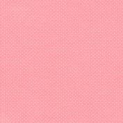 Thanksgiving- Pink Polka Dot Paper