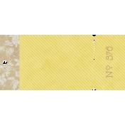 Malaysia Tag- Yellow