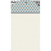 Hanukkah Tag- Blue