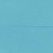 Hanukkah Solid Blue Paper