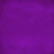 Brighten Up- Purple Chevron Paper