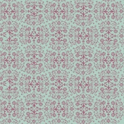 Pattern 72- Teal & Purple