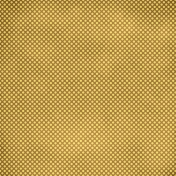 Polka Dots 36 Paper- Brown & Yellow